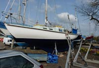 Yacht Surveys in Essex - Joe Kershaw
